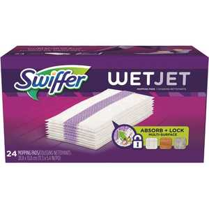 SWIFFER 003700008443 Wet Jet Cleaning Pad Refill