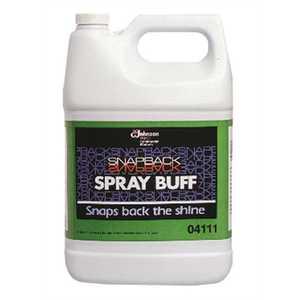 SnapBack 904116 1 Gal. Multi-Surface Buff Spray