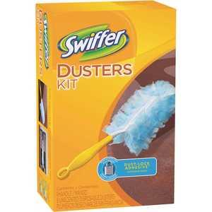 SWIFFER 003700011804 Microfiber Dusters Starter Kit