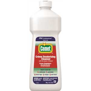 COMET 003700073163 32 oz. Creme Deodorizing Cleanser with Bleach