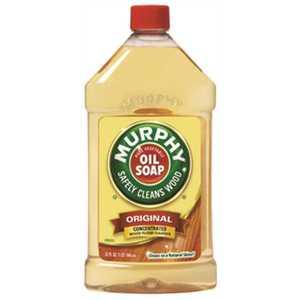 Murphy Oil Soap 01103 128 oz. Original Wood Cleaner