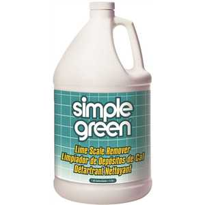 SIMPLE GREEN 1710000650128-XCP6 LIME SCALE REMOVER, GALLON - pack of 6