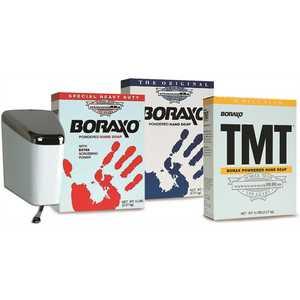 DIAL 2340002203 Boraxo Original Heavy Duty Powdered Hand Soap - 10/5lb Box