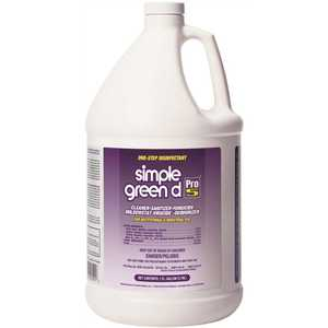 SIMPLE GREEN 3410000430501 D PRO 5 DISINFECTANT AND CLEANER, GALLON