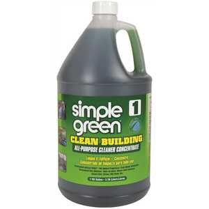 SIMPLE GREEN 1210000211001 CLEAN BUILDING GREEN SEAL PRODUCTS ALL-PURPOSE, GALLON