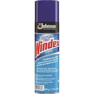 WINDEX 990129 19.70 oz Foaming Glass Cleaner
