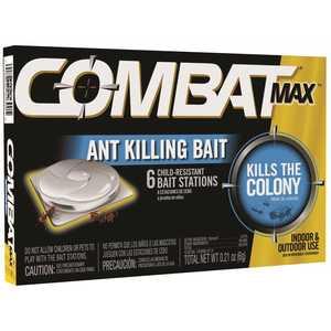 DIAL 2340055901 Combat Max Ant Killing Bait - 12/6ct
