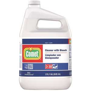 COMET 00370002291 Professional 1 Gal. Open Loop Liquid All-Purpose Cleaner with Bleach