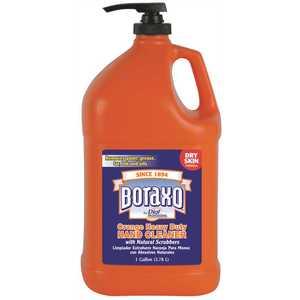 DIAL 2340006058 Boraxo Orange Heavy Duty Hand Cleaner - 4/3L