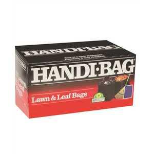 WEBSTER INDUSTRIES HAB6FT60 30 Gal. Black Low-Density Trash Bags