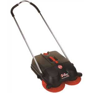 HOOVER L1405 Commercial SpinSweep 18 in. Pro Outdoor Sweeper