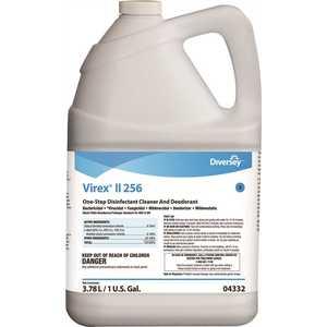 VIREX 04332 II 256 1 Gal. Germicidal Disinfectant Cleaner