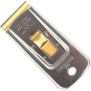 Unger SR500 1-1/2 in. Safety Scraper with Stainless Steel Locking System Blade