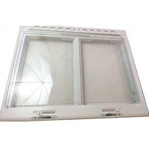 Midea 12531000001025 Glass Shelf Assembly of Refrigerator