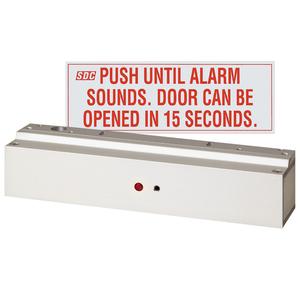SDC 1581SNDV 1580 Series Aluminum Door/Frame Mount Electromagnetic Single Door Lock