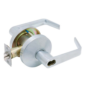 Falcon B511BD D 626 Single Cylinder Grade 2 Office Dane Door Lever with Falcon Core from the B Collection