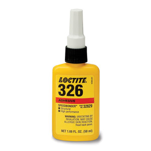 Lavi 00201 Loctite 326 Metal Adhesive for Railing Systems