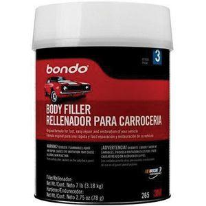 Bondo™ 261 261 Lightweight Body Filler, 1 pt Can
