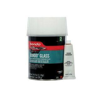 Bondo™ 272 00272 Glass Reinforced Filler, 1 qt Can, Green, Paste
