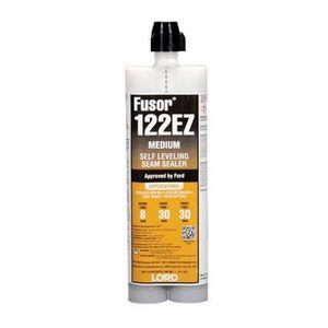 Fusor® 122EZ 122EZ Medium Self-Leveling Seam Sealer, 10.1 oz Cartridge, Blue, Liquid, 2 hr Curing