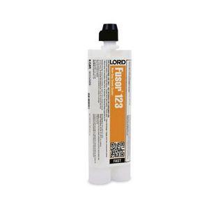 123 2-Part Fast Non-Sag Seam Sealer, 10.1 oz Cartridge, White, Paste, 24 hr Curing