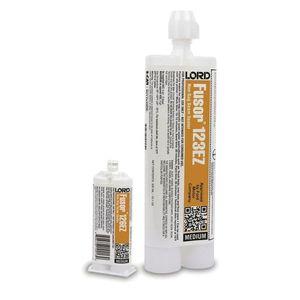 123EZ 2-Part Medium Non-Sag Seam Sealer, 10.1 oz Cartridge, Blue, Liquid, 24 hr Curing