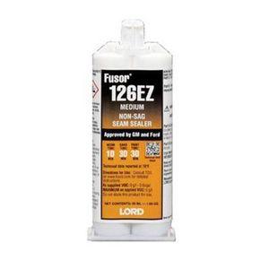 126EZ Medium Non-Sag Seam Sealer, 1.7 oz Cartridge, Blue, Paste, 2 hr Curing