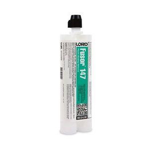 147 2-Part Medium Bonding Adhesive, 10.1 oz Cartridge, Brown, Liquid