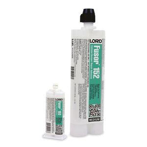 152 Repair Adhesive, 10.1 oz Cartridge, Black, Paste