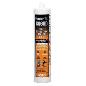 Fusor® 806HD 806HD High Definition Sprayable Sealer, 10.5 oz Cartridge, Beige, Paste