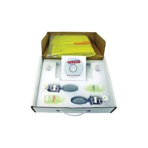 GERSON® 065000 065000 Qualitative Fit Test Kit, Sweet, Saccharin, Use With: Respirator