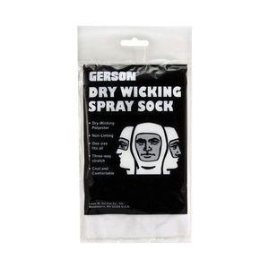 GERSON® 070295 070295 Economy Spray Socks, Universal, Economy, White, Bleached Cotton