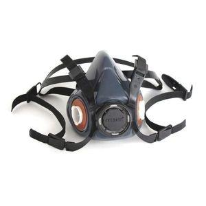 GERSON® 9250 9250 Professional Series Half-Mask Respirator, Medium, Silicone