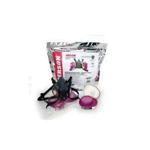 GERSON® 9261 9261 Professional Series Half-Mask Respirator Kit, Medium, P100 Filter Class