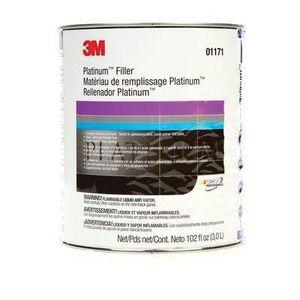Marson® 1171 01171 Body Filler, 1 gal Can, Off-White, Paste