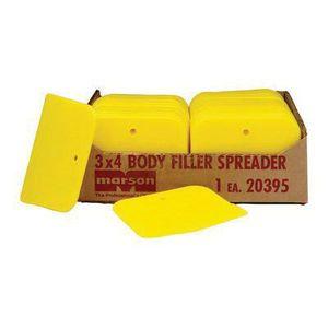 Marson® 20395 20395 Spreader, 4 in x 3 in, Yellow