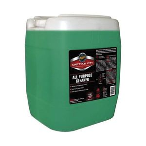 Meguiar's D10105 D10105 All Purpose Cleaner, 5 gal Can, Green, Liquid