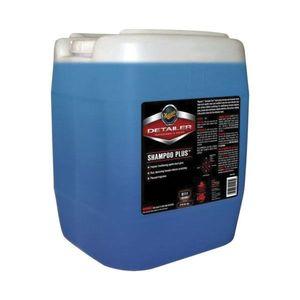 Meguiar's D11105 D11105 Shampoo Plus, 5 gal Can, Blue, Liquid
