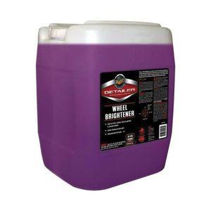 Meguiar's D14005 D14005 Wheel Brightener, 5 gal Can, Purple, Liquid, 4:1 Mixing