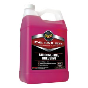 Meguiar's D16101 D16101 Silicone-Free Dressing, 1 gal Can, Bright Pink