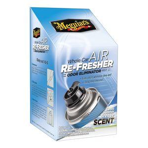 Meguiar's G16602 G16602 Whole Car Air Re-Fresher, 2.5 oz Aerosol Can, Clear, Liquid, Sweet Summer Breeze