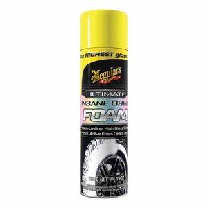 Meguiar's G210419 G210419 Ultimate Insane Shine Foam, 19 oz, White, Liquid