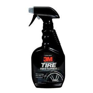 3M 39042 39042 Tire Restorer, 16 fl-oz, Milky White, Liquid