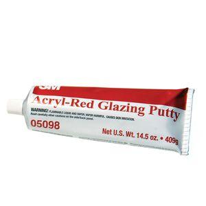 3M 05098 05098 Glazing Putty, 14.5 oz Aluminum Tube, Paste