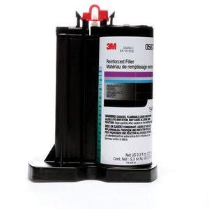 3M 05877 05877 Reinforced Filler, 276 mL Cartridge, Green, Paste