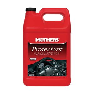 Mothers® 07817505302 05302 Protectant, 1 gal Can, White, Liquid