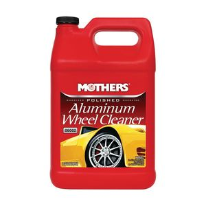 Mothers® 07817506002 06002 Aluminum Wheel Cleaner, 1 gal Can, Clear, Liquid