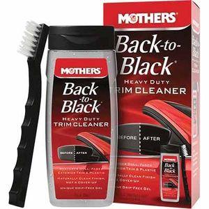 Mothers® 06141 06141 Heavy-Duty Trim Cleaner Kit, 12 oz Bottle, Liquid, Perfume, Clear
