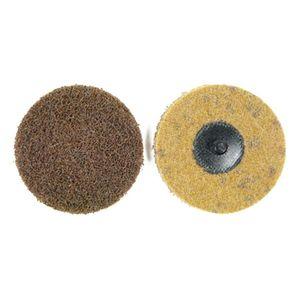 Mirka® 67-300-CG 67300CG 67 Series Surface Preparation Disc, 3 in, Coarse, Gold