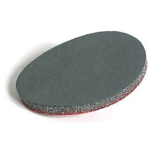 Mirka® 8A-203-1000 8A2031000 8A Series Grip-On Sanding Disc, 3 in, 1000 Grit, Silicon Carbide